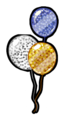 10th Anniversary Balloons Pin icon.png