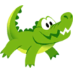 Decalque Crocodile icone.png