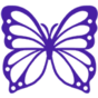 Decalque Butterfly icone.png
