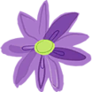 Decalque Purple Flower icone.png