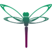 Decalque Dragonfly icone.png